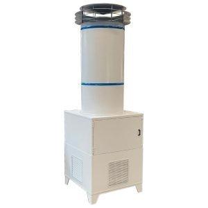 Air-puro sanificazione e depurazione aria industriale GGE