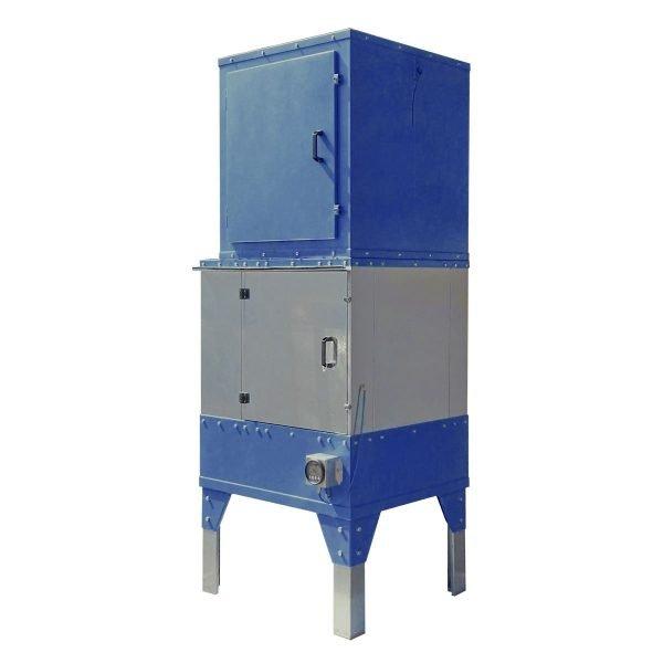 Impianti centralizzati per la filtrazione di nebbie d'olio e d'emulsione - gge impianti di aspirazione industriale