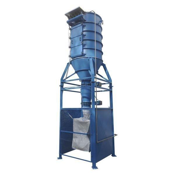 ATEX Filtri a cartuccia per polveri ATEX. GGE aspirazione industriale
