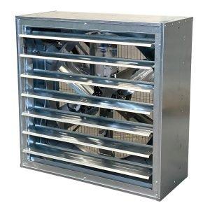 Ventilatori assiali, estrattori aria. GGE