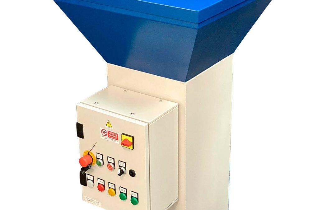 NERTI : Inerting powder dosing system