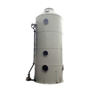 SCRUBBER: Torri di lavaggio per abbattimento odori. gge impianti di aspirazione e filtrazione aria industriali