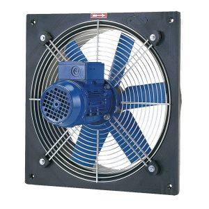 Ventilatori assiali a pannello. GGE