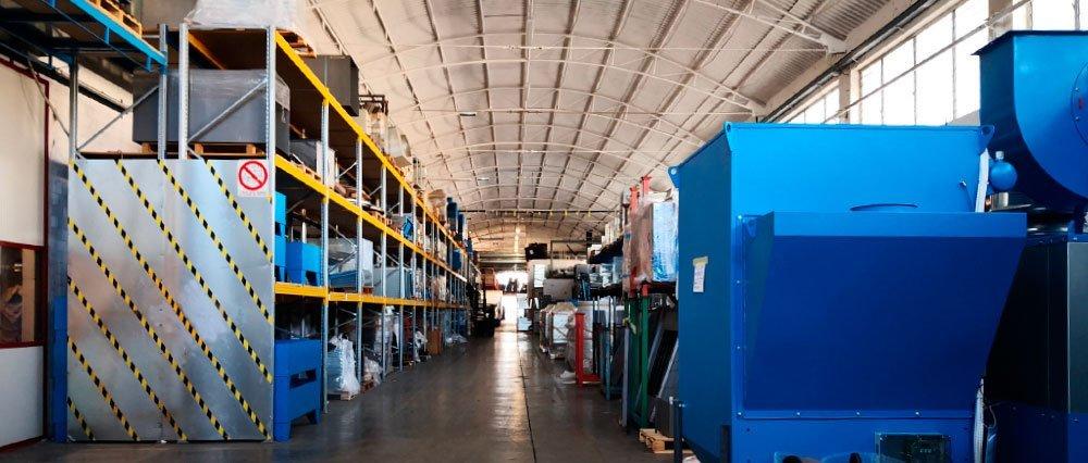 GGE srl Reggio Emilia  Impianti industriali: aspirazione, depurazione e filtrazione aria